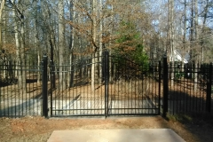 4 to 5 bell arch alum gate - Copy