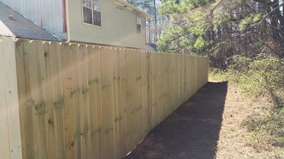 Projects Upchurch Fence Company