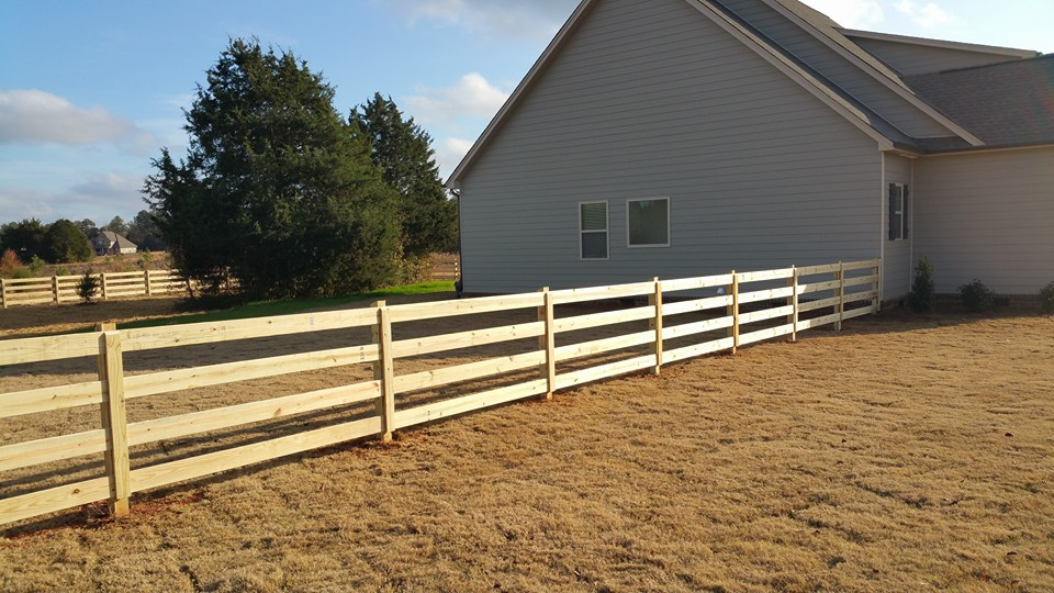 Fence Contractor in Hampton GA